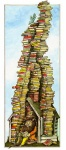 Books-to-the-Ceiling-illustration-Arnold-Lobel-Whiskers-Rhymes