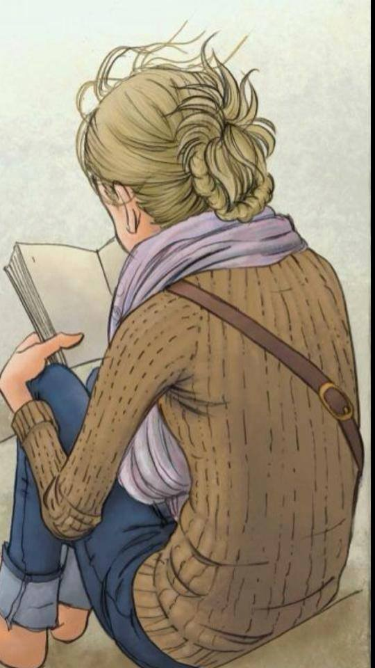 you should date a girl who reads