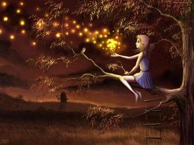 Wednesday Poem Fireflies In The Garden Robert Frost